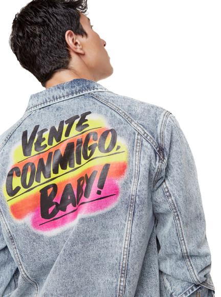 Coleccion BVF hombre chaqueta