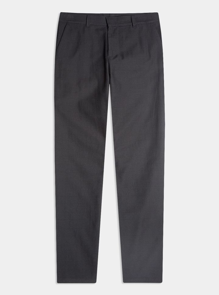 Pantalón Formal Slim Negro 36