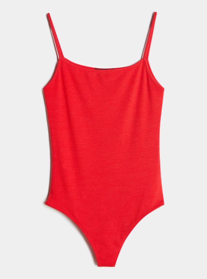 Body Unicolor Rojo Xl