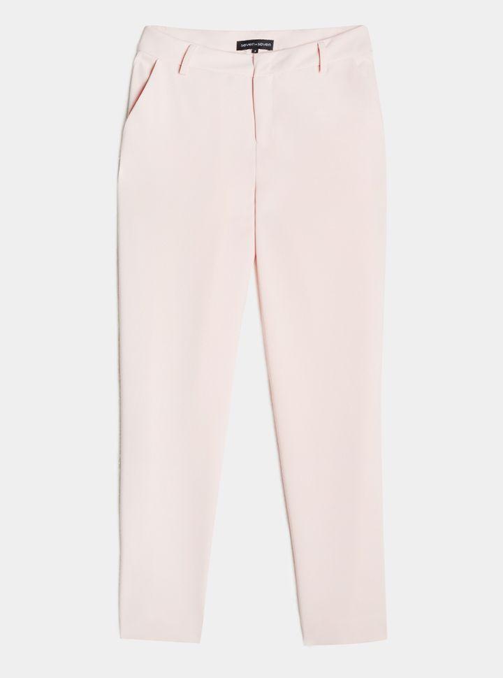 Pantalón Unicolor Rosado 6