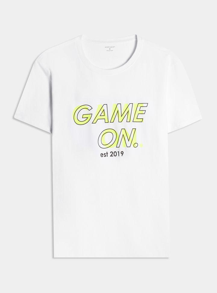 Camiseta Game On L