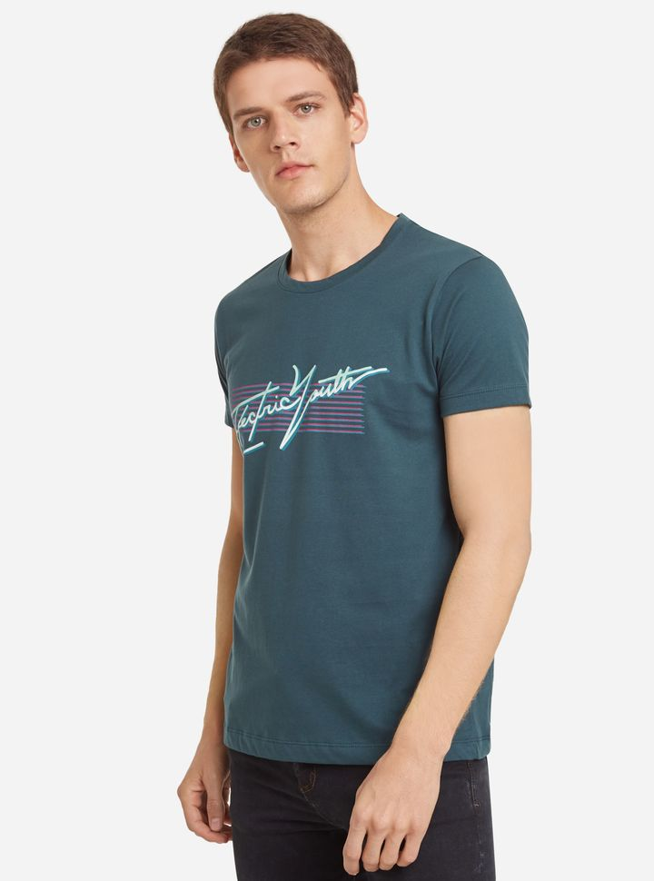 Camiseta 'Electric Youth' XS