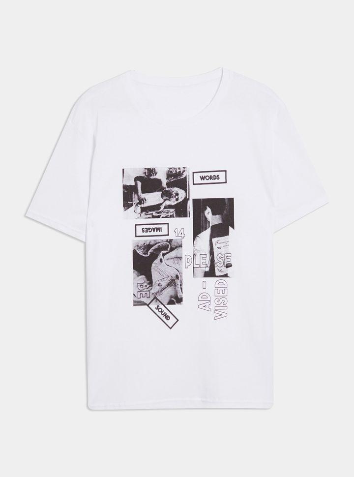 Camiseta Images Blanca Camiseta Images S