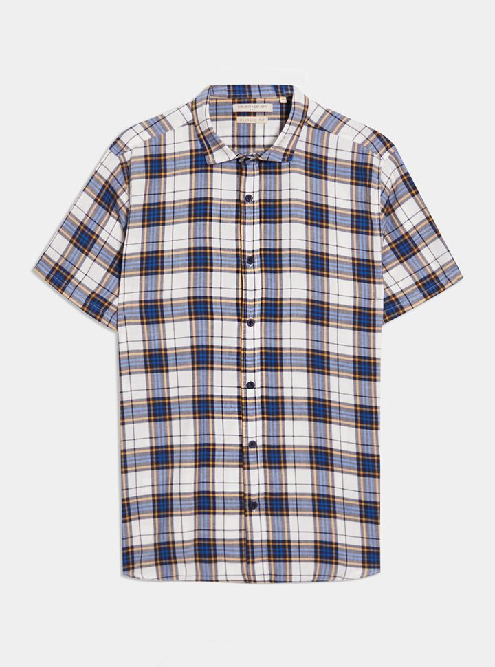 Camisa Cuadros S