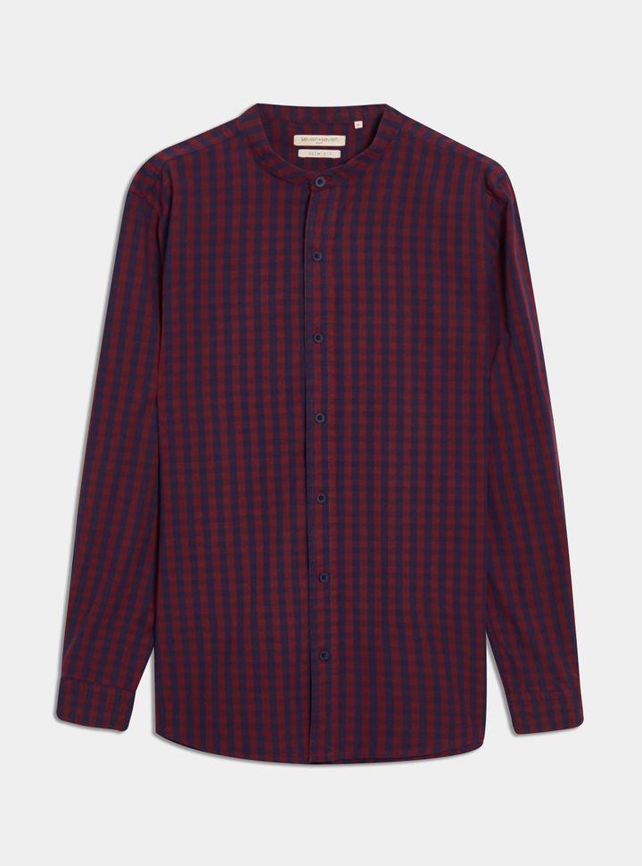 Camisa Cuadros Mao XS