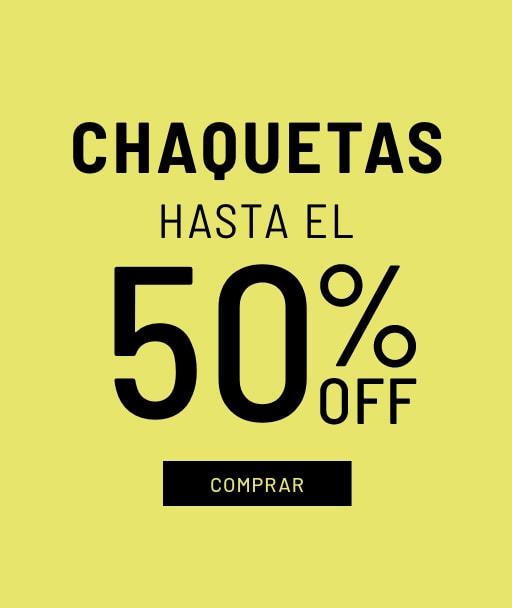 Banner Chaquetas - Sale - Hombre Desktop