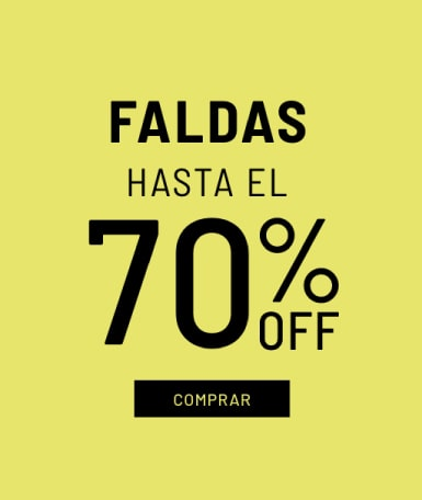 Banner Faldas - Sale - Mujer Mobile