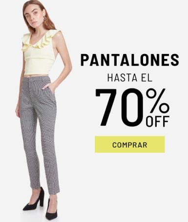 Banner Pantalones - Sale - Mujer Mobile