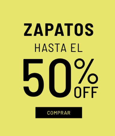 Banner Zapatos - Sale - Mujer Mobile
