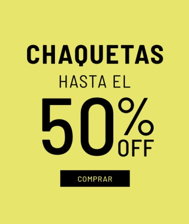 Banner Chaquetas - Sale - Mujer Mobile