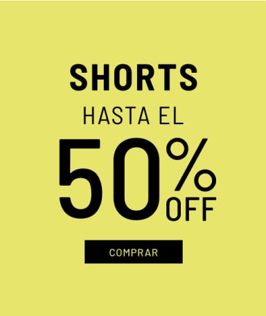 Banner Shorts - Sale - Mujer Mobile
