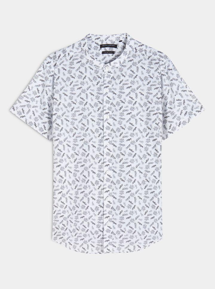 Camisa Estampado comics-L