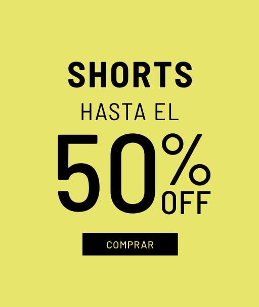 Banner Shorts-SALE-Mujer Desktop