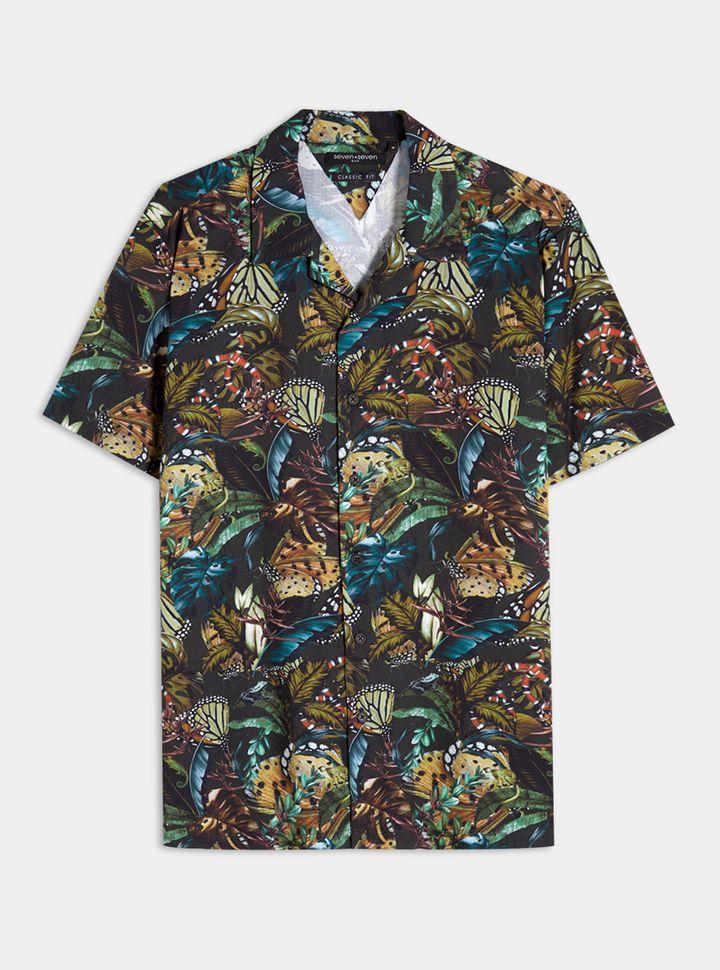CAMISA RESORT SELVA TROPICAL Camisa-XS