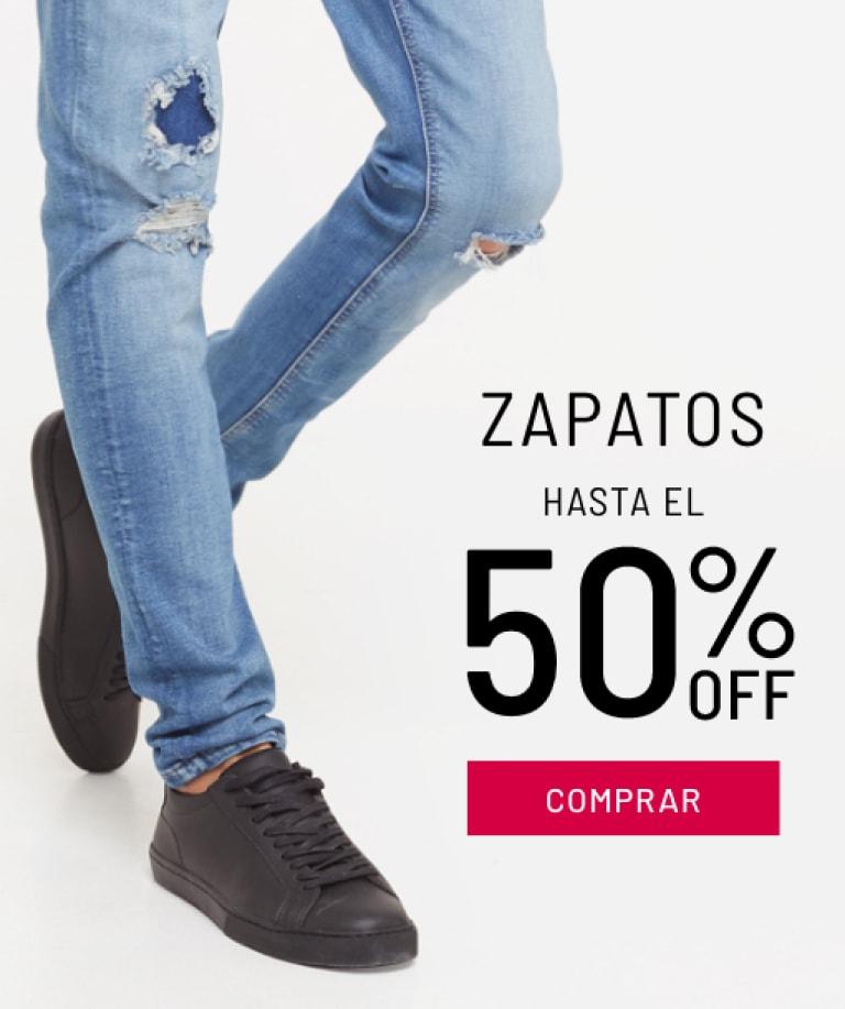 Zapatos hasta 50% Dcto
