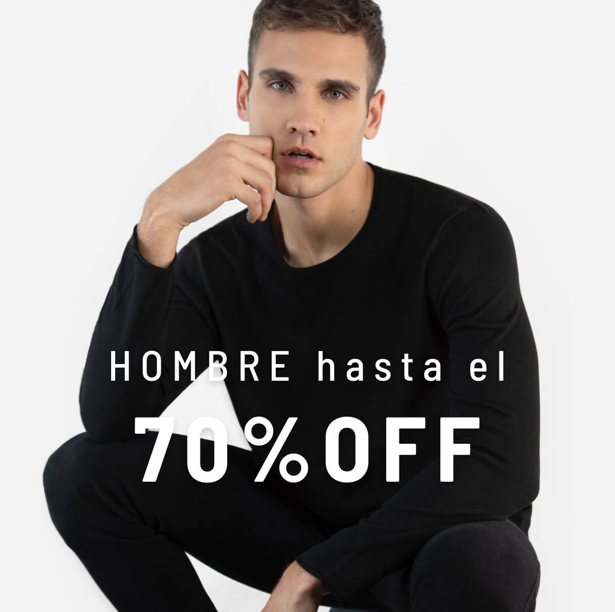 Banner Hombre - Home General - Mobile