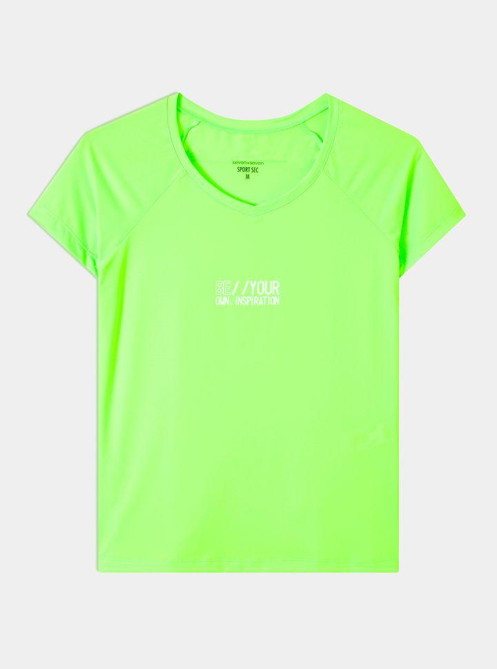 Camiseta deportiva sport sec respirable-S