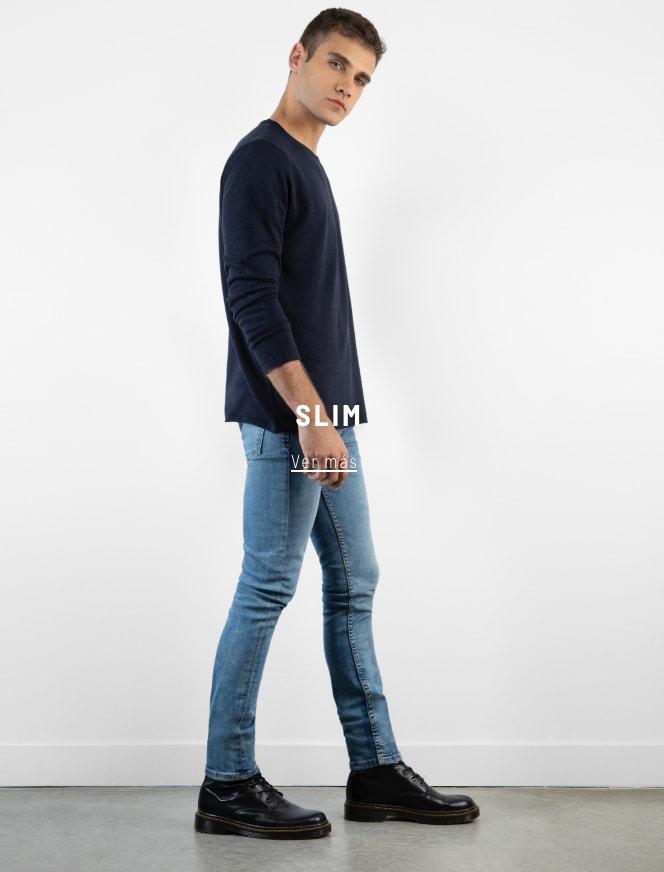 Banner  - Denim Slim - Hombre mobile