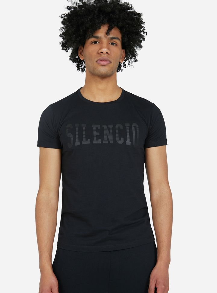 Camiseta Screen Silencio - L