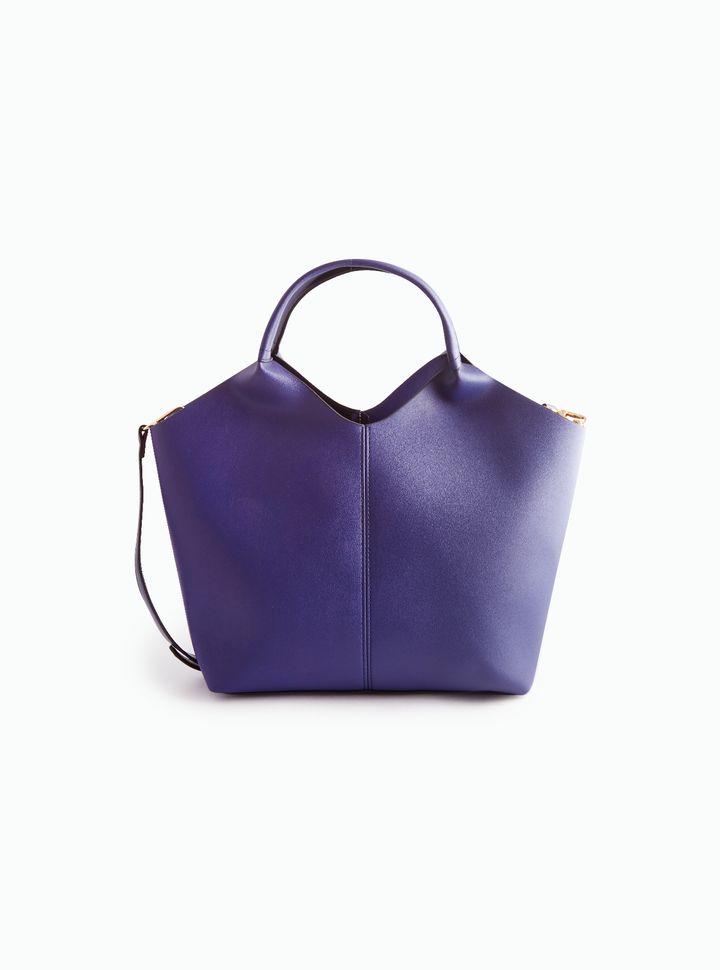 Bolso Shopper Unicolor-UNI