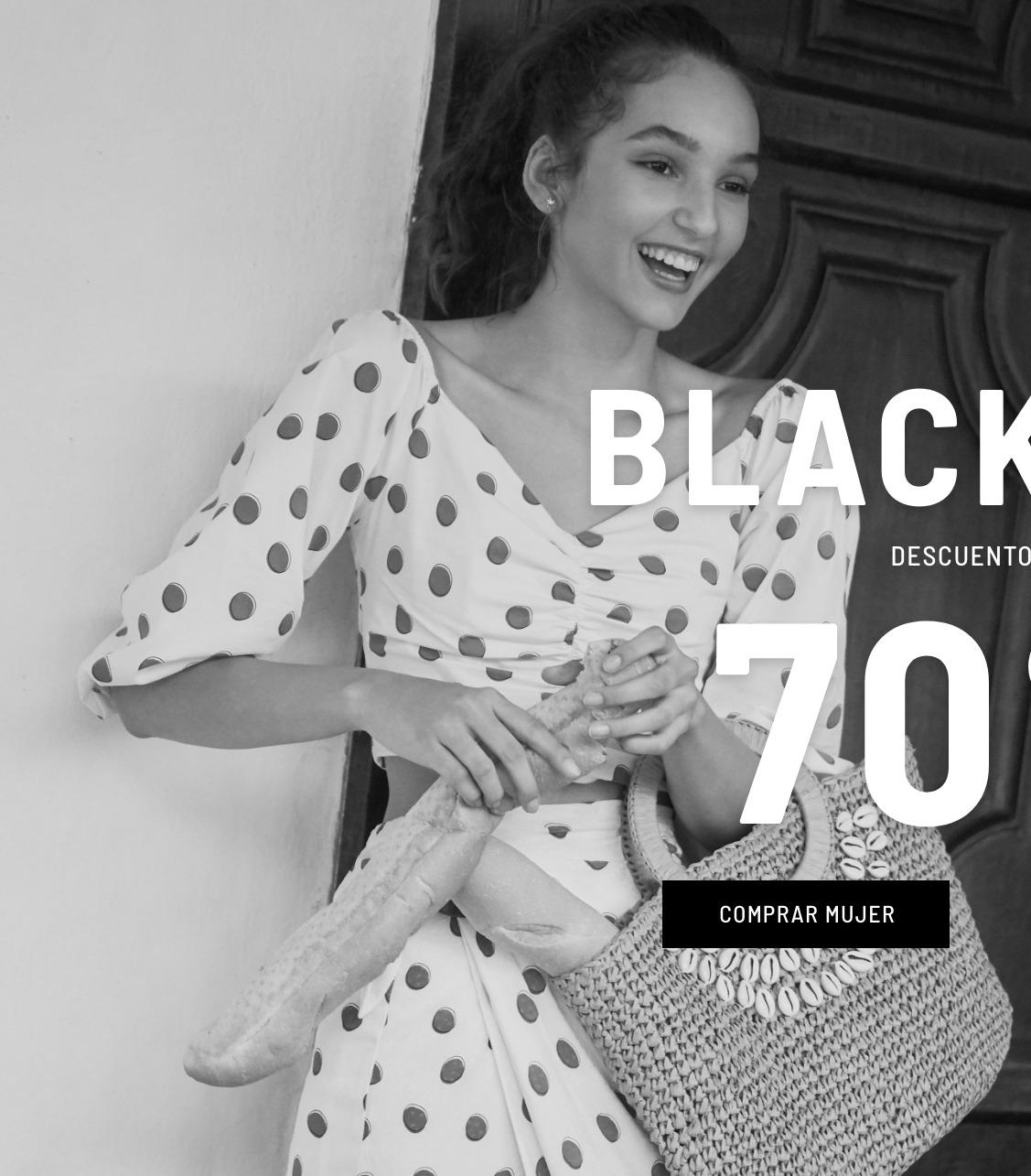 Banner General - BlackDays - Mujer Nov 2020 - (Desktop)