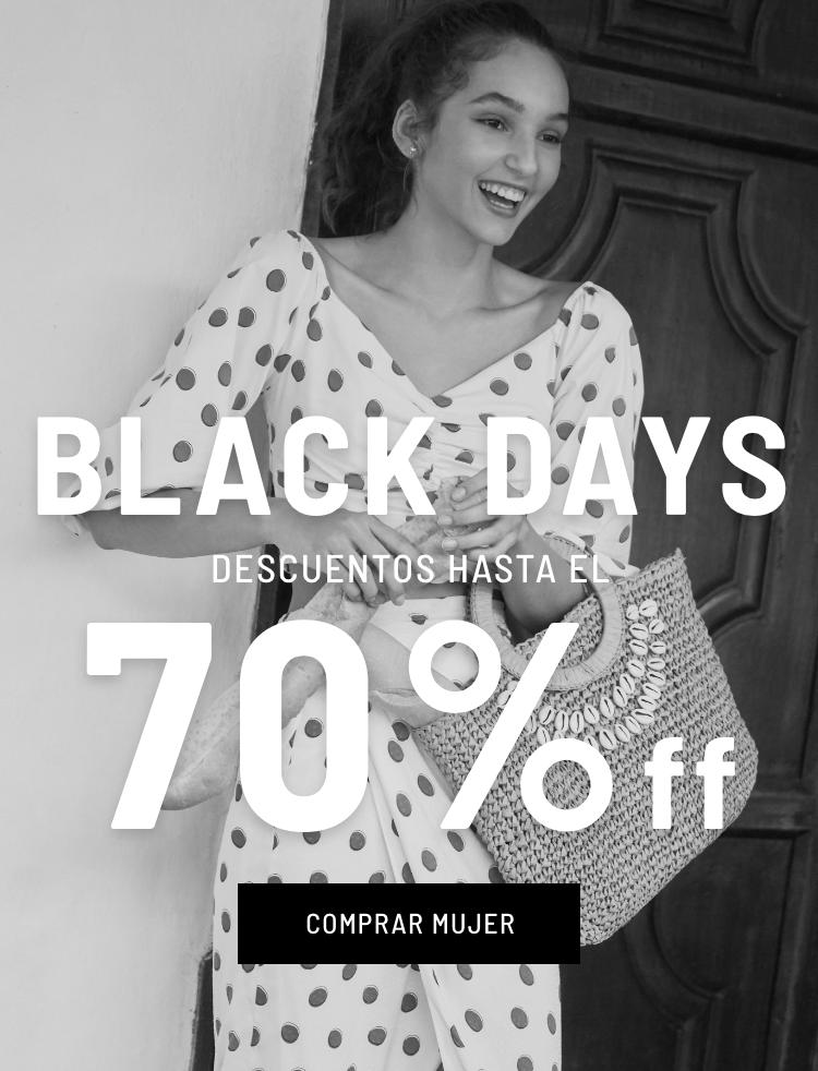 Banner General - BlackDays - Mujer Nov 2020 - (Mobile)