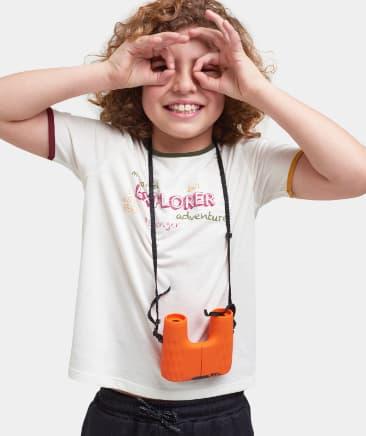 Banner Home - Kids DIC 2020 - Niños - Camiseta (Mobile)