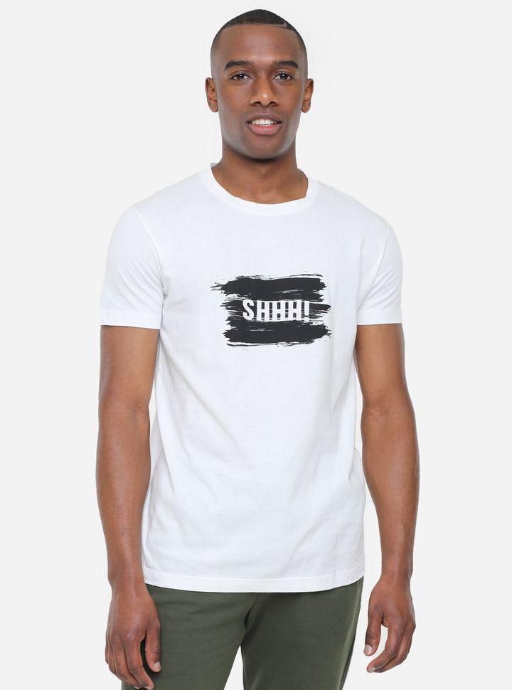 Camiseta Shhh!-M