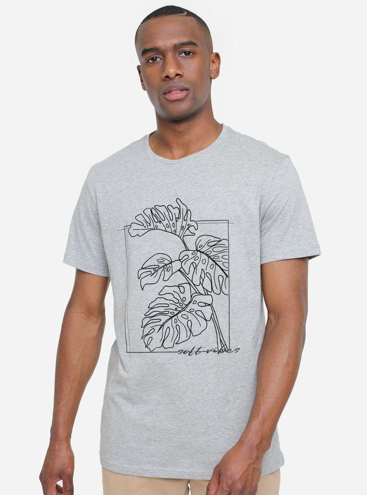 Camiseta Screen Ramas-L