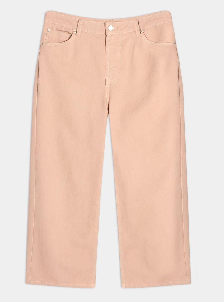Pantalón Culotte Tiro Alto-10