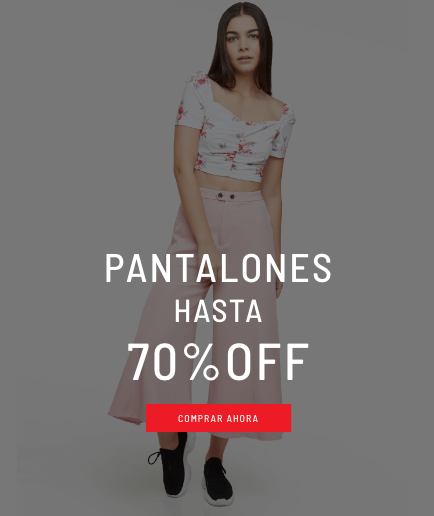 Banner Home - Sale Mujer - ENE2021 - Pantalones (Desktop)