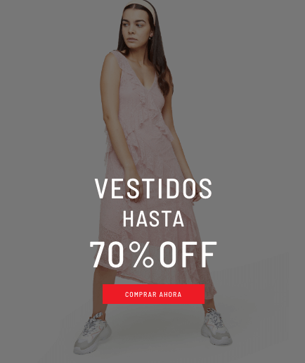 Banner Home - Sale Mujer - ENE2021 -  Vestidos (Desktop)