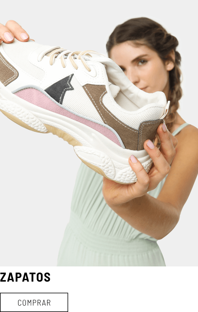 Banner Home - Mujer ENE2021 - Zapatos (Mobile)