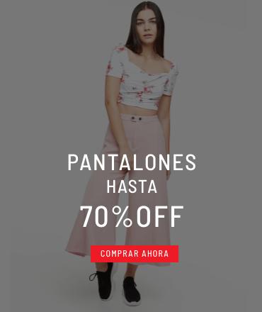 Banner Home - Sale Mujer - ENE2021 - Pantalones (Mobile)