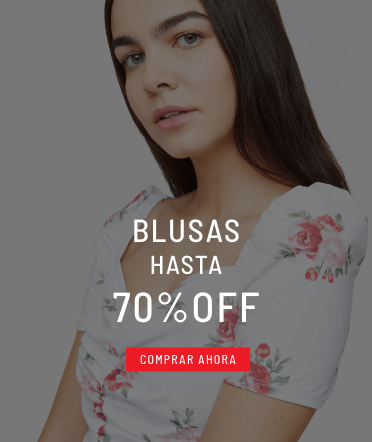 Banner Home - Sale Mujer - ENE2021 - Blusas (Mobile)