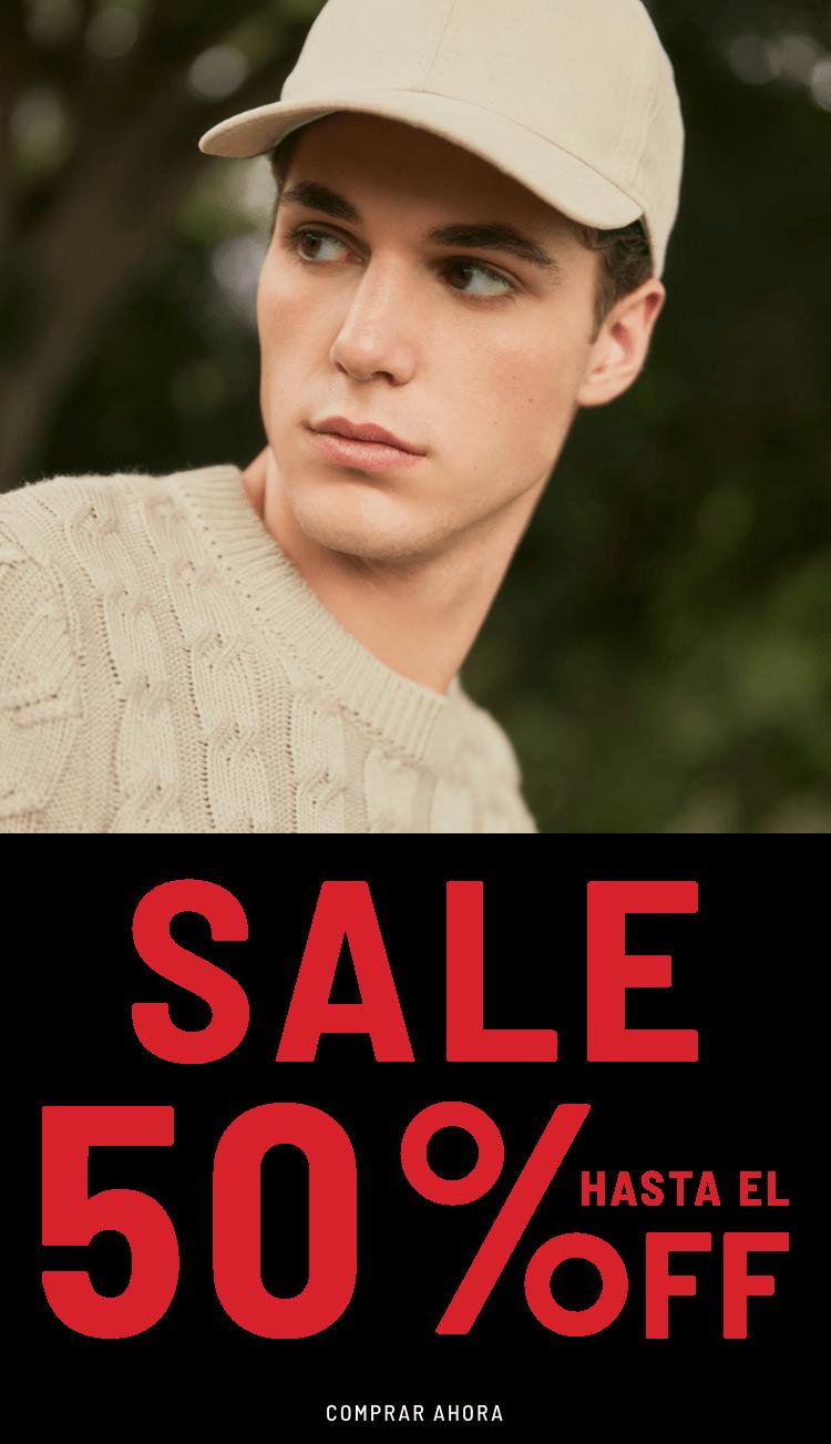 Banner Home - Sale Hombre - ENE2021 - Sale (Mobile)