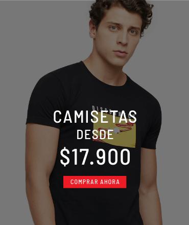 Banner Home - Sale Hombre - ENE2021 - Camisetas (Mobile)