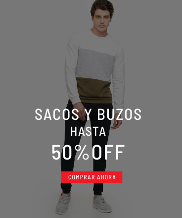 Banner Home - Sale Hombre - ENE2021 - Sacos y Buzos (Mobile)