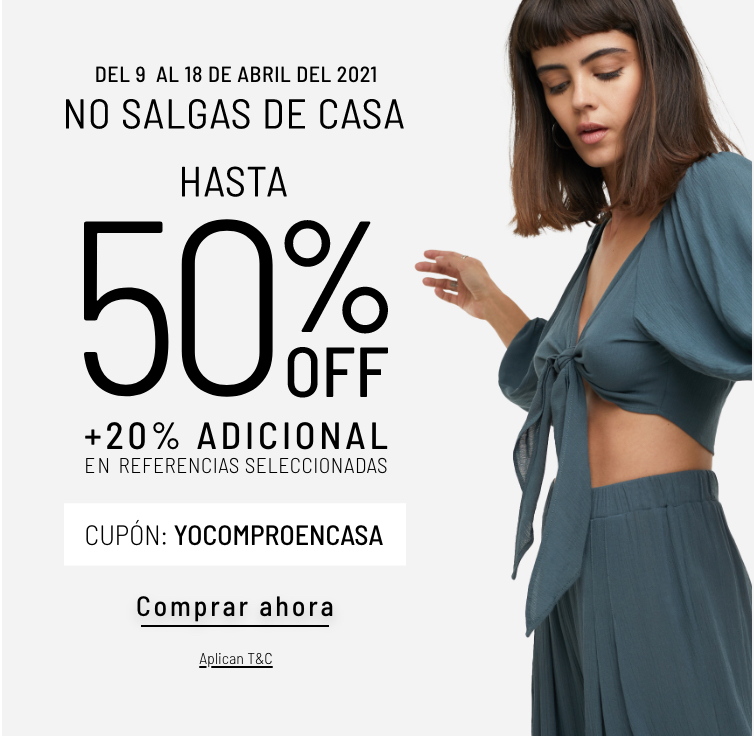 Banner home - Mujer ABR2021 - Promo 20% (Mobile)