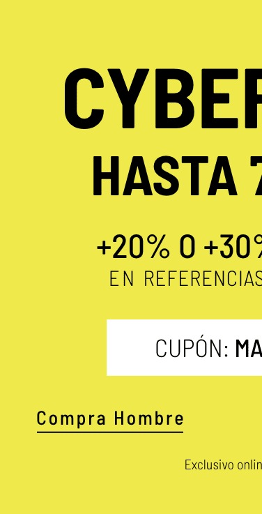 Banner Home - General JUN2021 - Cyberdays Hombre Hasta 70% (Mobile)