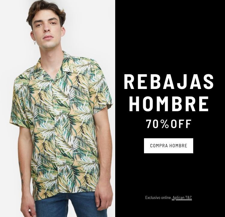Banner Home - Hombre JUL2021 - Sale Hasta 70% (Mobile)