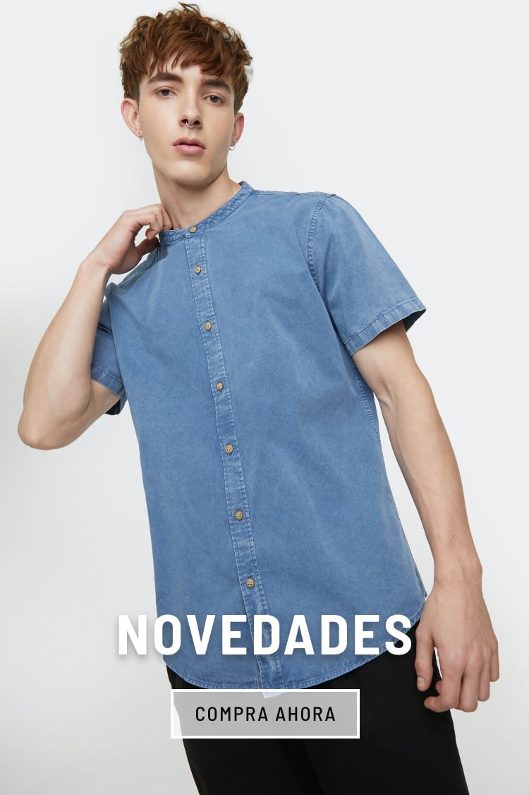 Banner Home - Hombre 2OCT2021 - Novedades (Mobile)